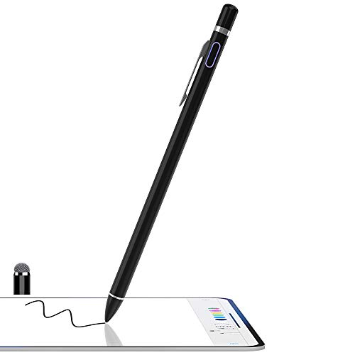 Stylus Pen for Touch Screens, Digital Pencil Active Pens Fine Point Stylist Compatible with iPhone...