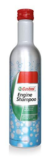 Castrol 15CF7C Nettoyant Moteur, Engine Shampoo, Traitement pré-vidange, 300ml