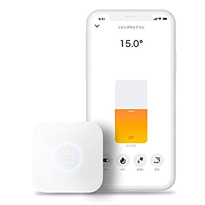 Nature スマートリモコン Nature Remo mini ネイチャーリモミニ Remo-2W1 Alexa / Google Home / IFTTT / Siri対応