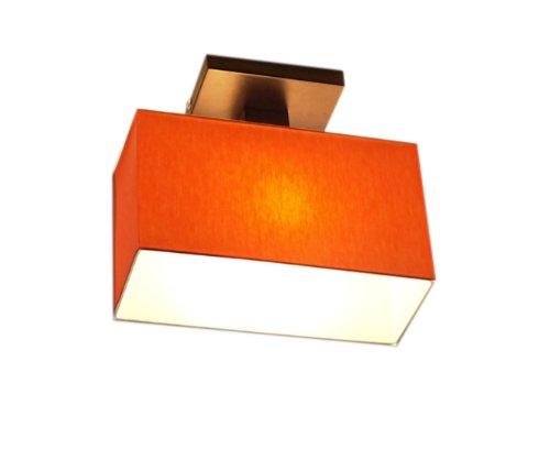 Wero Design Deckenlampe Deckenleuchte Leuchte-Bilbao-012-Orange