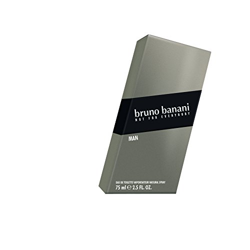 Bruno Banani Bruno banani man eau de toilette natural spray herb-aromatisches herren parfüm 1 er pack 1 x 75ml