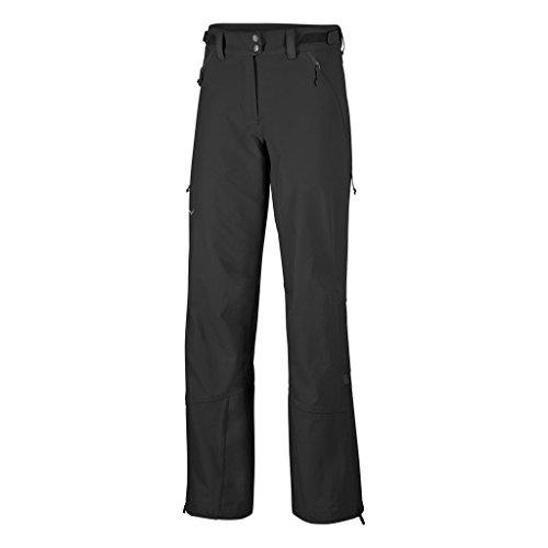 Salewa Sesvenna Freak DST W Pantalon pour Femme, Sesvenna Freak DST W, Noir (Black Out)