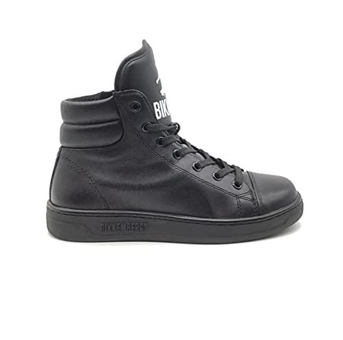 Bikkembergs - Sneakers in Pelle a Collo Alto MOD.BKJ103954 (32EU)