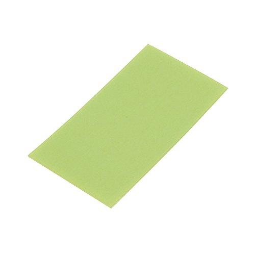 エーモン 超強力両面テープ (クリアパーツ・ガラス面などに) 車内・車外兼用 透明 幅75mm×長さ140mm×厚さ1mm 3930