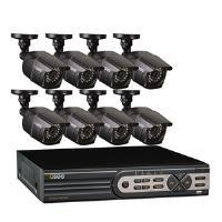 q-see qt5616–8E2–216-Kanal Echtzeit 960H DVR und 8960H/700TVL Bullet Kameras mit 2TB HDD