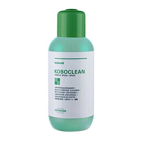 Koboclean Reiniger Original Vorwerk Kobold pullava SP520SP530500ml für jeden Typ von Oberflächen und Böden