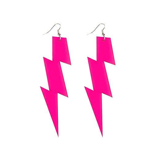Boland - Boucles d'oreilles pour adultes, rose, unique, 64469