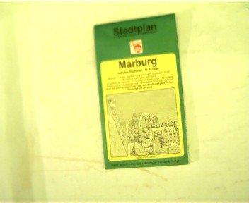 Stadtplan: Marburg,