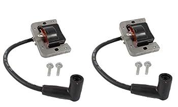 Kohler 2 Pack Genuine 24-584-45-S Ignition Module Kit OEM
