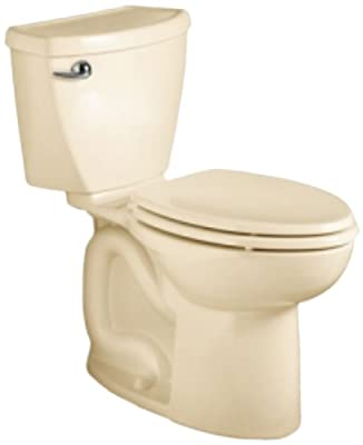 American Standard Cadet 3 Elongated Flowise Two-Piece High Efficiency Toilet with 10-Inch Rough-In