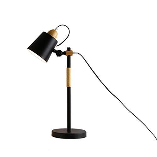 Nordic tafellamp eenvoudige moderne LED slaapkamer nacht college slaapkamer bureau studie IKEA oogbescherming leeslamp