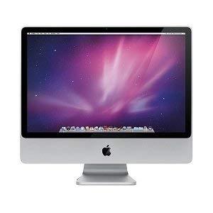 Apple MB323LL/A Intel Core 2 Duo E8135 X2 2.4GHz 1GB 250GB 20in,Silver (Renewed) (Renewed)