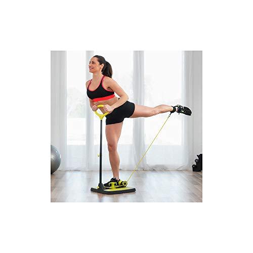 Ronsss Pedana Fitness per Glutei e Gambe con Guida per Esercizi