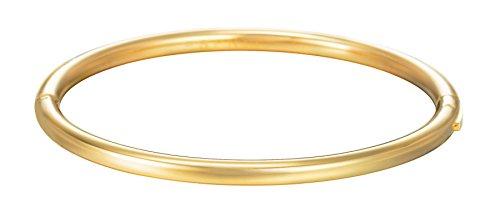 Esprit Fashion Damen-Armreif ES-CHIC GOLD Edelstahl rhodiniert 21 cm - ESBA11258B600