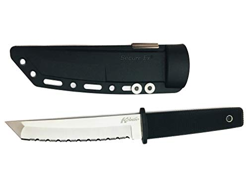 COLD STEEL コールドスチール KOBUN/コブン シースナイフ 鋸刃モデル 刃渡15cm未満 #17TS