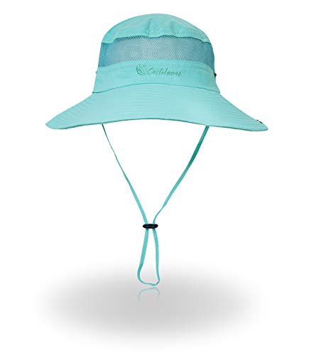 Unisex Outdoor Bucket Mesh Boonie Angeln...