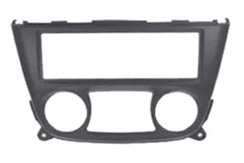 Autoleads FP-22-02 - Soporte DIN para Radio de Coche para Nissan Almera, Color Negro
