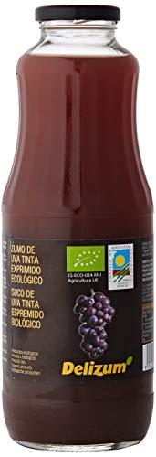 Delizum Zumo Uva Roja Exprimida 1 L L Bio 200 g