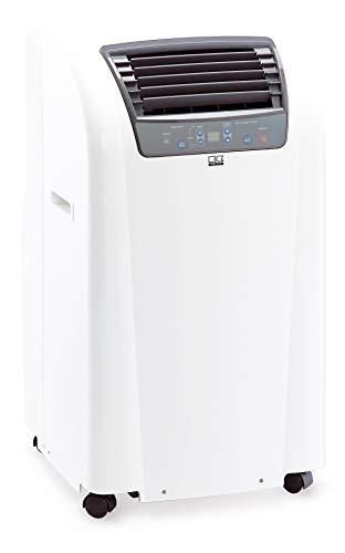 Remko Raumklimagerät RKL 300 Eco, weiß (Klimagerät für ca. 90m³, Kühlleistung 3,1 Kw, incl. Fernbedienung) 1616300