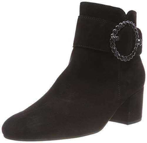 Gabor Shoes Damen Fashion Stiefeletten, Schwarz (Schwarz 17), 40 EU