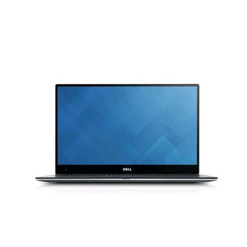 """DELL XPS 13 9360 13.3"""" TOUCH SCREEN i7 2.7GHz RAM 16GB-SSD 512GB-WIN 10 PROF ITALIA BLACK/SILVER (G6PC8)"""