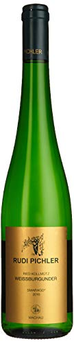 Weingut Rudi Pichler Weissburgunder Smaragd Kollmütz Cuvée 2015/2016 (1 x 0.75 l)