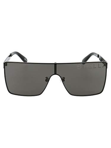 Stella McCartney Luxury Fashion dames SC0236S002BLACKGREY zwart zonnebril | jaargetijde permanent