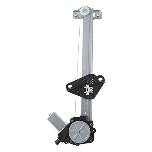 A-Premium Power Window Regulator with Motor Compatible with Honda CR-V 2007-2011 Rear Driver Side
