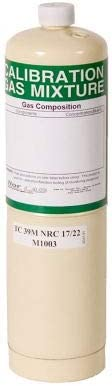 Limited time cheap sale Norlab Gas Limited price sale Cylinder-1016 20 ppm Air P 17L Bal