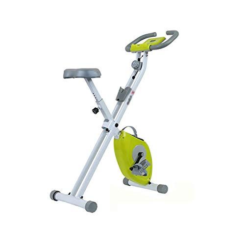 RXDRO Bicicleta EstáTica Plegable con Ocho Niveles De Resis
