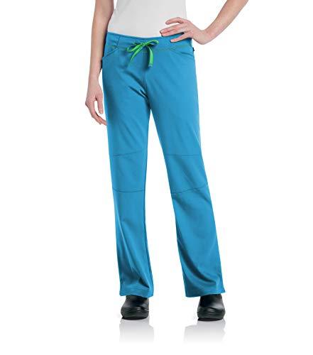 Landau Ultimate - Pantalón de deporte para mujer (elástico, suave, sedoso, elástico) -  -  Large