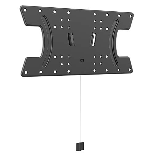 RICOO N3042, TV Wandhalterung, Flach, Neigbar, Universal 32-65 Zoll (81–165cm), TV-Halterung, Ultra-Slim, LCD O-LED Fernseher, VESA 200x100-400x200