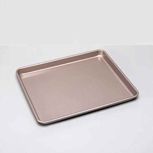 CYONGYOU Moule à gâteau carré anti-adhésif 31 cm Rose A