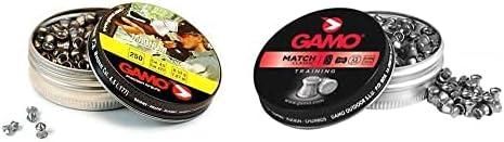 Gamo Magnum Balines, Unisex Adulto, Gris, 4.5