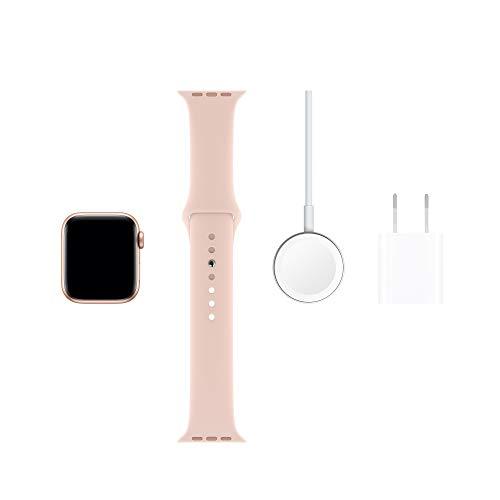 Apple(アップル)『AppleWatchSeries540mmゴールドアルミニウムケースとピンクサンドスポーツバンド』
