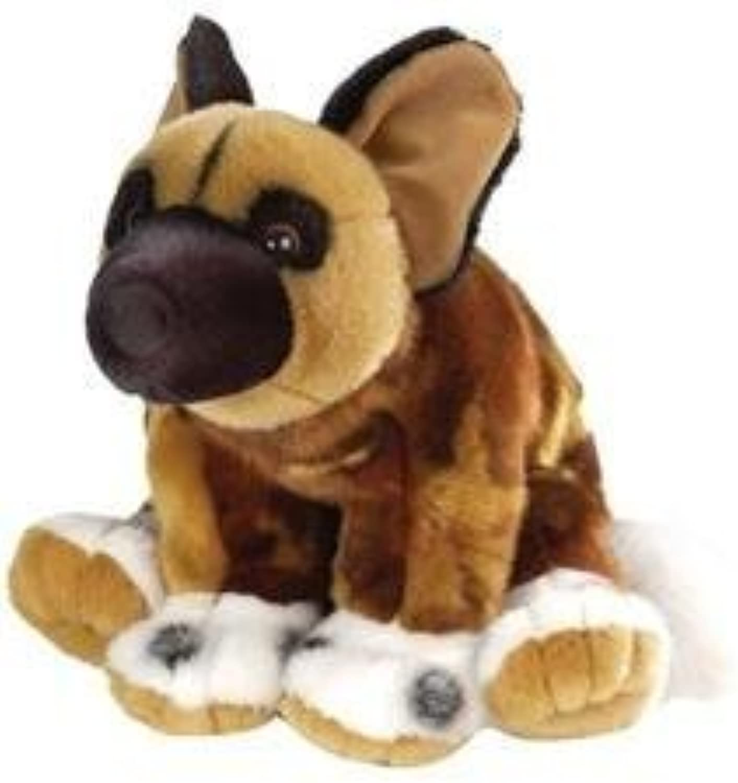 African Wild Dog Cuddlekin 12  by Wild Republic by Wild Republic