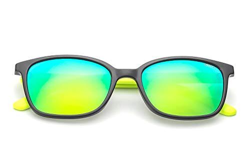 SARAGHINA Eyewear - Gafas de sol Greg, 290 PGR, para niños, niños, adolescentes, sunglasses ultraligeras