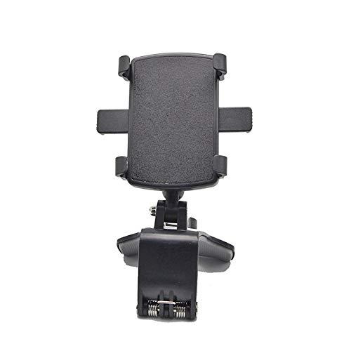 YOPU Soporte universal de 360° para el salpicadero del coche, soporte para teléfono móvil, GPS, para la mayoría de dispositivos móviles de 3 a 7 pulgadas