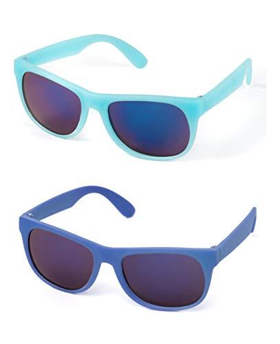 Kiddus Gafas de Sol POLARIZADAS para niña, niño, chico, chica. CAMBIAN DE COLOR cuando se exponen a luz solar directa. UV400 Protección 100% contra rayos ultravioleta. A partir de 6 años. …