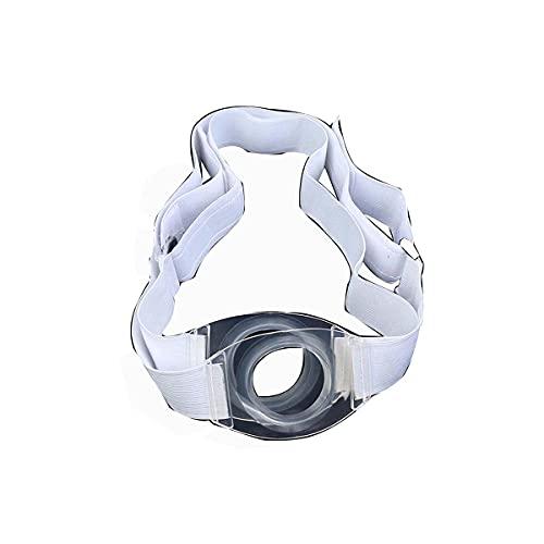 XINTONGSPP Cinturón de estoma, 2 PCS Ostomy Banda de Cintura Drenaje Bolsa de urostomía después de la colostomía Cinturón de ostomía de la Bolsa de ileostomía
