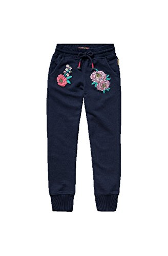 VINGINO joggingbroek Suzy Flower Patches Dark Blue Gr. 14 164 (U15734)
