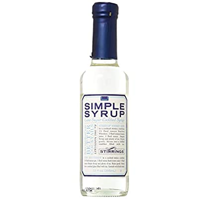 simple syrup for cocktails