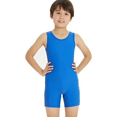 New Dance Jungen Gymnastik Trikot Kleinkind Ballett Tanz Übung Athletischer Wettkampf Training Tank Jungen Unterhemd Top Kinder Knaben Shirt