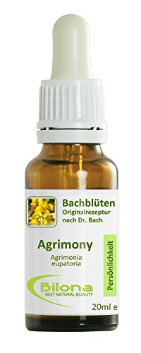 Joy Bachblüten, Essenz Nr. 1: Agrimony; 20ml Stockbottle