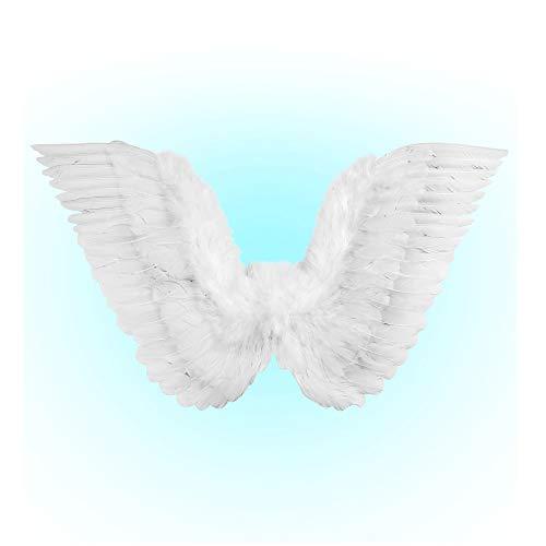 WIDMANN 8670a alas de ángel gefiedert, Color Blanco