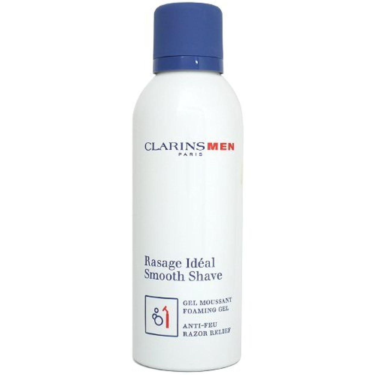 降伏ファランクス生産性クラランス CLARINS メン スムース シェイヴ 150mL [並行輸入品]