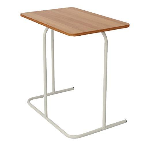Mini Overbed Tisch Mobile Laptop Schreibtisch Stand Lap Sofa Notebook Workstation Heimpflegetisch (Farbe: B)