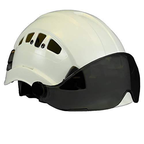 Malta Dynamics Safety Helmet Helmet with Tinted AntiScratch Visor