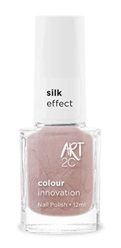 Art 2C - Vernis à ongles à effet soie disponible en 6 couleurs, 12 ml, Couleur : SI14 Say Yes