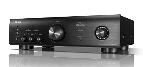 Denon PMA-600 - Amplificatore a 2 canali, 70 W x 2 (4 Ohm), 140 W, Bluetooth, nero